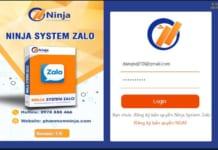 Ninja System Zalo chạy kết bạn tự động