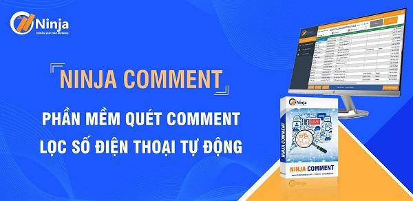 Tool quét comment facebook
