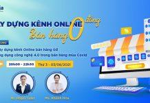 Ứng dụng công nghệ 4.0 trong bán hàng facebook mùa dịch
