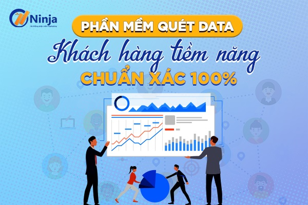Phần mềm quét data khách hàng tiềm năng tự động