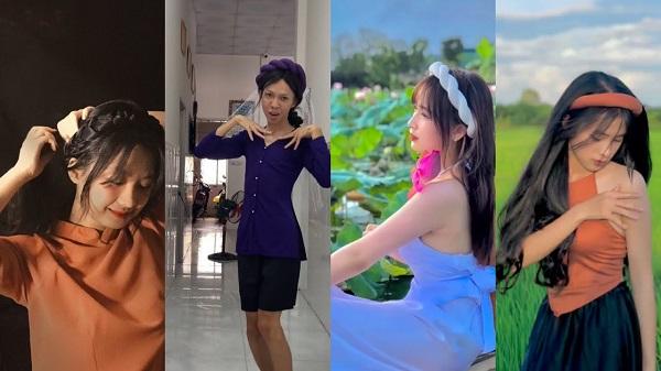 Hướng dẫn bắt trend tiktok biến hình cosplay