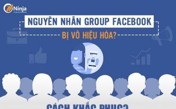 Vì sao group facebook bị vô hiệu hóa